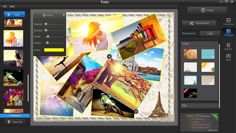 Download Fotor for Windows